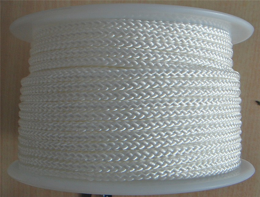 Solid Braided Nylon Rope 9